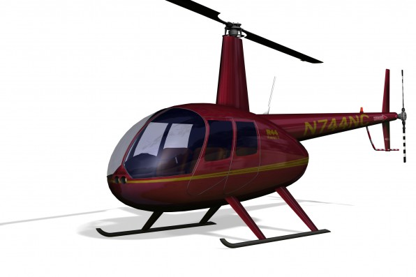 Robinson R44 Raven 2 Helicopter